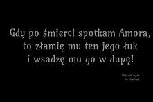 łuk + amor = <>3