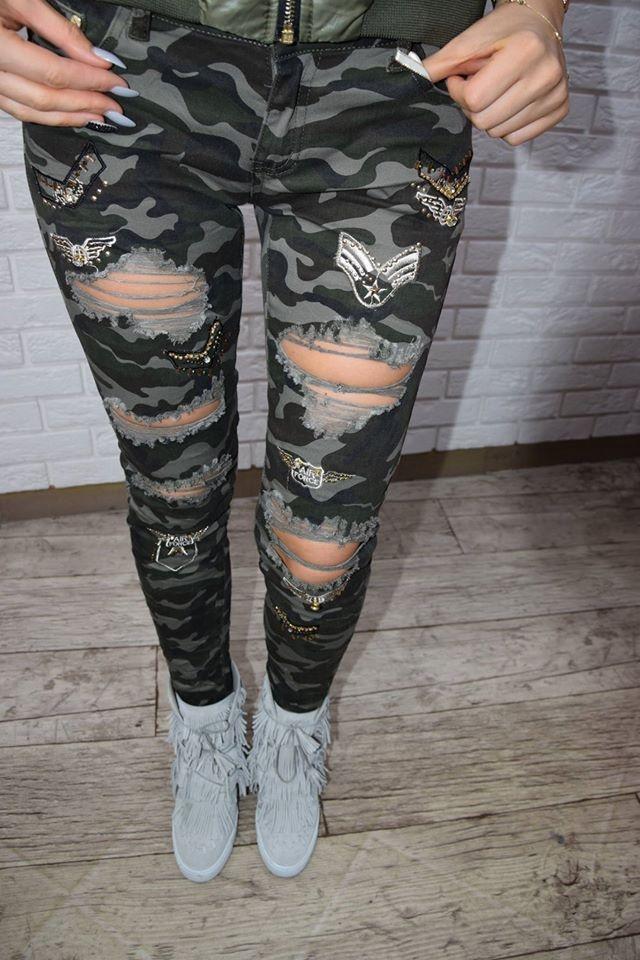 9d541df9 sprzedam spodnie moro z dziurami, więcej na sw.gold@wp.pl 109zł na ...