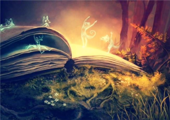 Życie jest jak książka, sami decydujemy czy będzie ona ciekawa