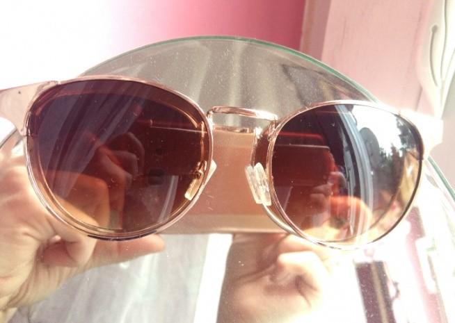 Okulary przeciwsłoneczne Bijou brigitte :) na moda Zszywka.pl