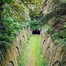 Zapomniany tunel kolejowy w Paryżu