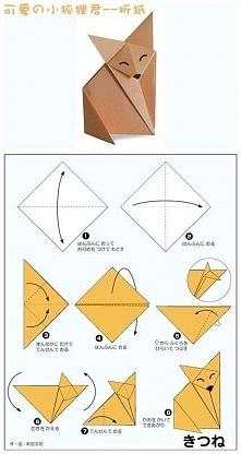 lisek origami