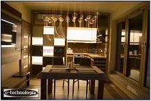 Oświetlenie kuchni - oświetlenie nowoczesnej kuchni - oświetlenie kuchni z sa...