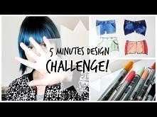 5 MINUTES DESIGN CHALLENGE!...