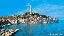 Rovinj w Chorwacji na Istrii
