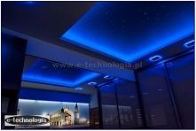 Oświetlenie sypialni gwiezdne niebo Galaktyka jest pomysłem firmy E-Technolog...