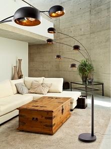 Lampa podłogowa Branca wyprodukowana z najwyższej jakości materiałów jest uni...