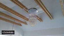 Oświetlenie, oświetlenie salonu, projekt oświetlenia salonu, e-technologia, n...
