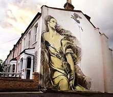 Street Art...Europa and the...