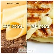 Kanapka z żółtym serem VS T...