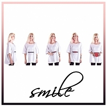 T-shirt SMILE: www EMPATI PL