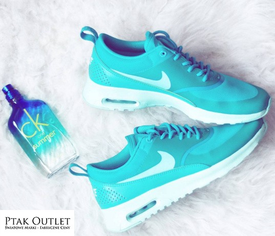 Czas na wiosenny trening! NIke Air Max Thea City Sport