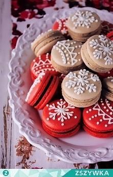 Maqarooniki Świąteczne