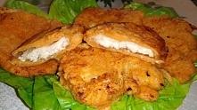 Filet z kurczaka w cieście naleśnikowym