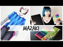 MAZAKI! CHEAP ART SUPPLY CH...