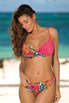 Podajemy Wam wzór na...lato! Kolorowe, kobiece kwiatki to prawdziwy must have...