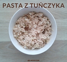 Dietetyczna pasta z tuńczyka na kanapki! Mniam! Zapraszamy po przepis :)