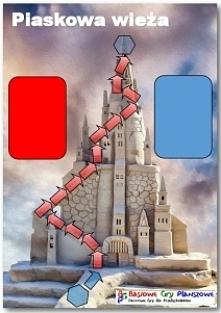 Piaskowa wieża to gra dla k...