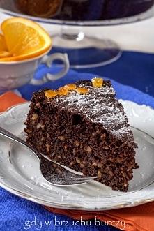 Bezglutenowe ciasto czekola...