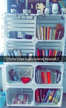 Moja szafka potrzebuje więc...
