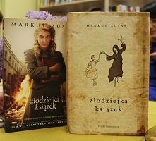 Złodziejka książek <3 Wspaniała, skłaniająca do refleksji książka.