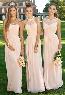 Przepiękne dziewczyny i cudowne sukienki :) Chciałybyście mieć druhny czy jednak nie?