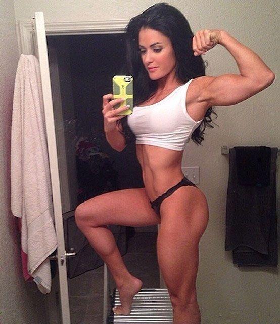 Potęga i siła... Przepiękna kobieta :)