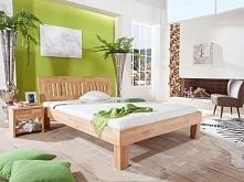 Proste i funkcjonalne łóżko Cleo wykonane z litego drewna bukowego. Cała kolekcja oraz wiele więcej mebli dostępne na seart.pl