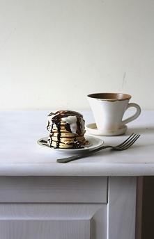 Pancakes z ricotty -> przepis po kilknięciu w zdjęcie