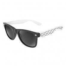 Okulary Wayfarer Kropeczki