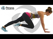 At Home Cardio Workout with No Equipment - Fat Burning Cardio Intervals
