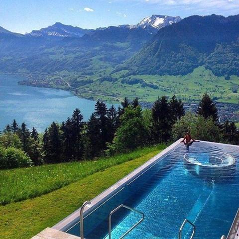 Hotel Villa Honegg - Szwajcaria