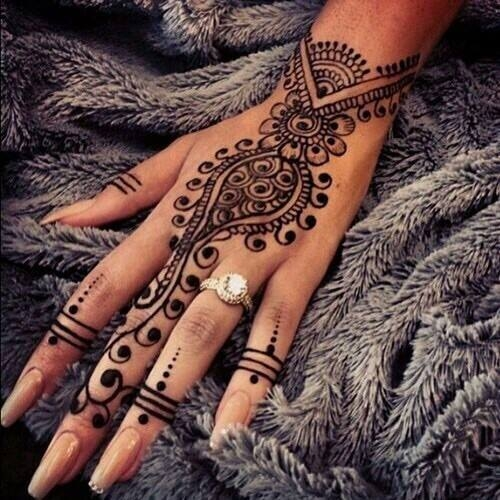 Tatuaż Z Henny Na Tatuaże Zszywkapl