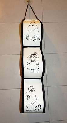 Organizer na papier toaletowy od AndoraArt
