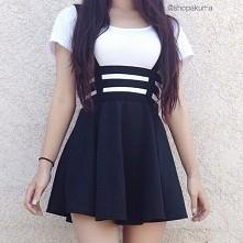 Ta spódniczka to mój nowy must have <3