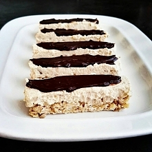 Batoniki czekoladowe a'la Mars