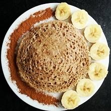 Bananowo-cynamonowe ciastko w 5 minut