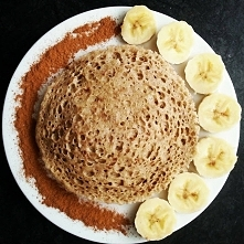 Bananowo-cynamonowe ciastko...