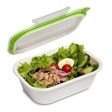 Lunch box prostokątny, duży...