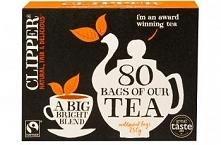 Czarna herbata Everyday Fair trade (80 torebek - 250 g) - Clipper