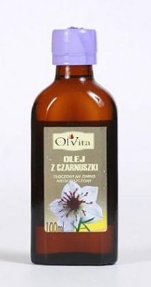 Olej z czarnuszki tłoczony na zimno (pojemność: 100 ml) - Olvita