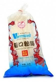 Makaron ryżowy vermicelli (100 g) - LongKou
