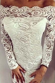 piękna koronkowa sukienka noshame