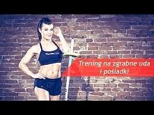 16 minutowy turbo trening na seksowne pośladki i uda - Natalia Gacka - Odchud...