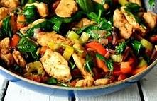 potrawka z kurczakiem