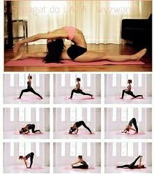 ćwiczenia na szpagat