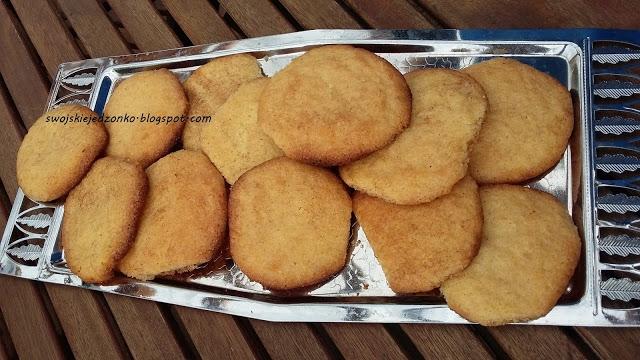 Amerykańskie ciasteczka cynamonowe-przepyszne....