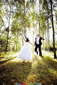 Poślubna sesja zdjęciowa w ...