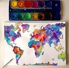 Fantastic Watercolor Pencils Work by German Artist Jana Grote