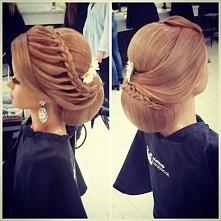 Śliczna fryzura ♡